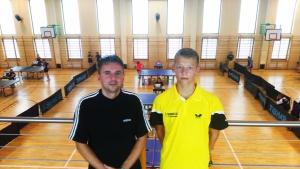 Mateusz Maćkowski na Wojewódzkim Turnieju Klasyfikacyjnym w Chełmnie wywalczył 17 miejsce